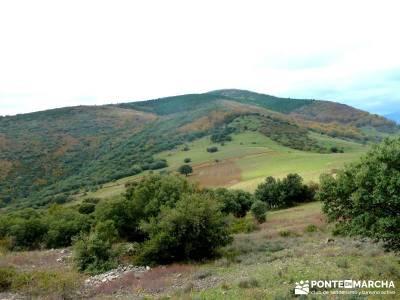 Pico Cerillón - La Morra - Montes de Toledo; senderismo organizado en fin de semana